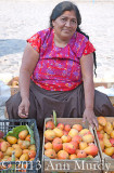 The Mango Lady from Tehuantepec