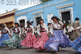 Dancers from Santa Maria Tlahultotlepec