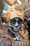 Los Días de los Muertos en Oaxaca, Mexico 2013