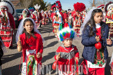 Azteca Chichimeca Procession