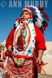Azteca Chichimeca Dancer
