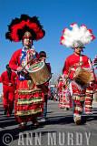 Azteca Chichimeca Drummers