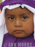 Child at La Merced