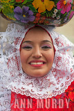 Portrait of Girl from San Blas Atempa