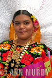 Portrait of Contestant from Juchitan