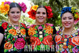 3 Tehuanas from Juchitan