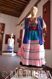 Ceremonial traje from Tarecuato, Michoacán (Sierra)