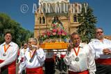 La Conquistadora procession