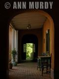 Hallway at El Zaguan