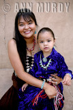 Skye and her mother, Navajo