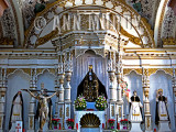 Altar for the Virgin of Soledad in Ocottlan