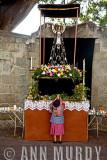 Honoring the Virgin of Soledad