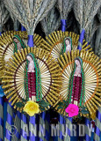 Palm Weavings with Our Lady of Guadalupe