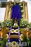 Altar with Cristo