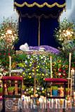 Detail Cristo Entierno Altar