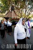 Women in Good Friday Procession
