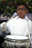 Little Drummer Boy in Procession
