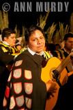 Musican in procession