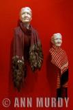 Feather rebozo by Cecilia Bautista