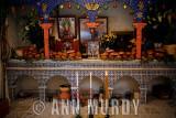 Januario's altar