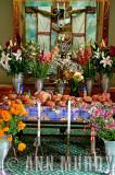 Altar in the Casa Cristo Grande