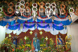 Home Ofrenda for San Antonio Abad