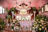 Altar for Jacobo Poblano Paredes