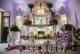Altar for Teresa Ramírez Yáñez
