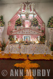 Altar for Antonia Crespo Balbuena