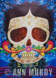 Poster in Puebla