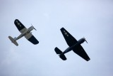 Corsair and Avenger