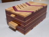 Bloodwood - Hard Maple - Purple Heart