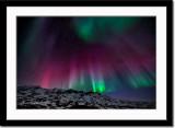 Colorful aurora borealis 2