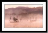 Fisherman at Lake Tamblingan