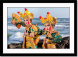 Santi and Mega - two lovely legong dancers 2