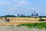 Blow-down of Didcot Power Station 2014