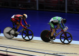 UCI Track Cycling World Cup in Manchester.