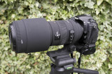Nikon D300 / D200 with vertical grip fitted with AF-SDX VR 18-200 f/3.5~5.6G IF-G
