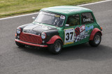 mini with the  New Swiftune Mini Coopers S FIA Cylinder Head