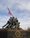 USMC Monument