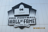 Pro Football Hall of Fame - Canton,Ohio