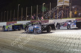 Super Late Model Dash and Heats