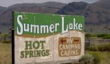 Summer Lake - August 2015