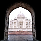 The Majestic Taj Mahal.JPG
