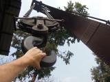 Railcar pulley
