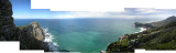 View of Cape of Good Hope from Cape Point (31 Aug 2012)