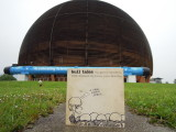 Bull Tales visits CERN in Switzerland (July 2012)