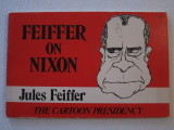 Feiffer on Nixon (1974) (signed)