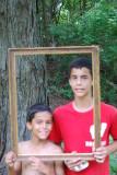Raam and Kai