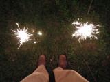 Sparklers, Wisconsin (2013)